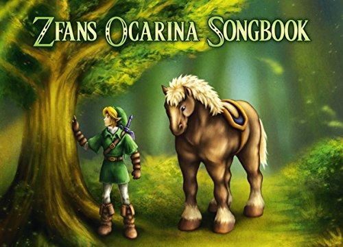 Produktbild Zfans Ocarina Songbook