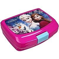 Undercover FRQA9900 - Brotzeitdose Disney Frozen, ca. 13 x 17 x 6 cm preisvergleich bei kinderzimmerdekopreise.eu