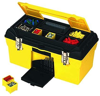 """Stanley 1-92-055 - Caja de herramientas 19"""""""