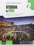 Storia e geo. Per le Scuole superiori. Con e-book. Con espansione online: 2