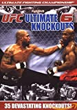 UFC : Ultimate Knockouts 6 [Reino Unido] [DVD]
