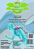 MSM Pulver Methylsulfonylmethan 99,9 Prozent rein – Organischer Aktiv-Schwefel in kristallines Pulver OHNE ZUSATZSTOFFE - PUR Vegan, Lactosefrei, Glutenfrei – (1 x 1 kg)
