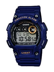 Casio Youth Digital Digital Black Dial Men's Watch - W-735H-2AVDF (I094)