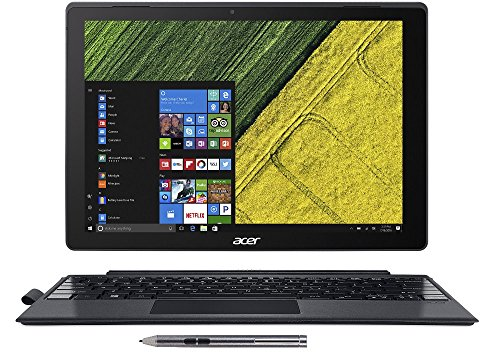 Acer Switch SW512 i5 12 IPS SSD Convertible Black