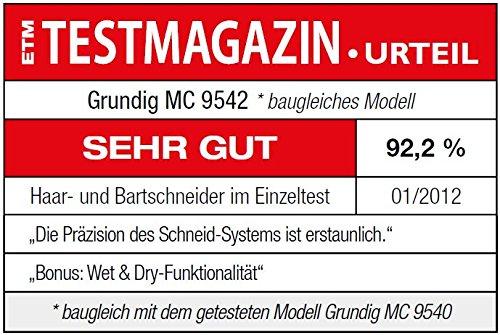Grundig MC 9542 Profi Haarschneider - 4
