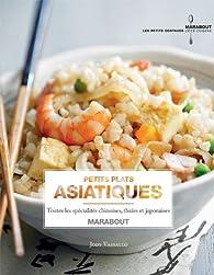Petits plats asiatiques par Jody Vassallo