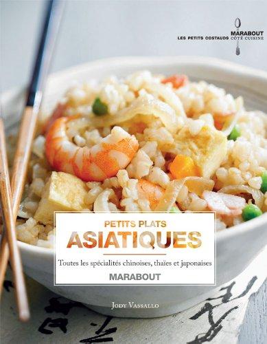 Petits plats asiatiques