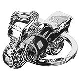 Vektenxi 3D Simulation Motorrad Motorrad Modell Metall Schlüsselbund Legierung...