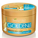 Bielenda Golden Oils Moisturizing Body Scrub 200ml Argan Oil, Marula Oil, Kukui Oil