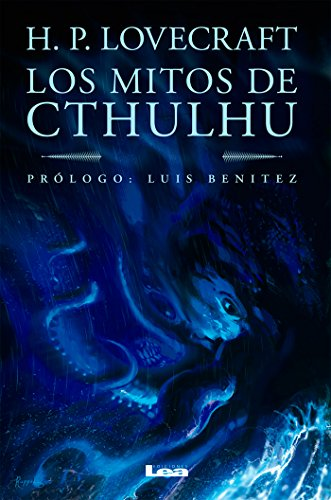 Los mitos de Cthulu por Howard Phillip Lovecraft