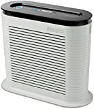 HoMedics HEPA Air Purifier Fan, Keeps Air Fresh, Protects from Allergy Infected Air, Three Cleaning Modes, Eliminates up to 99% of Allergens, Relieve Asthma, Hay Fever, British Allergy Foundation Approved - White