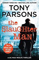 The Slaughter Man (DC Max Wolfe)