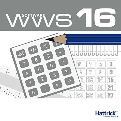 Warenwirtschaft WWS16 (Lizenzdauer: 1 Jahr) - die beliebte Komplettlösung für Handwerksunternehmen - kostenfreier telefonischer Support