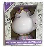 Primark Mrs. Potts große Keramik-Spardose, Mutter von Chip der Tasse aus Die Schöne und das Biest