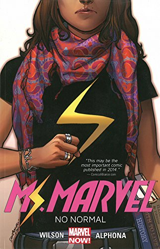 Ms. Marvel. No Normal - Volume 1 (Marvel Comics)