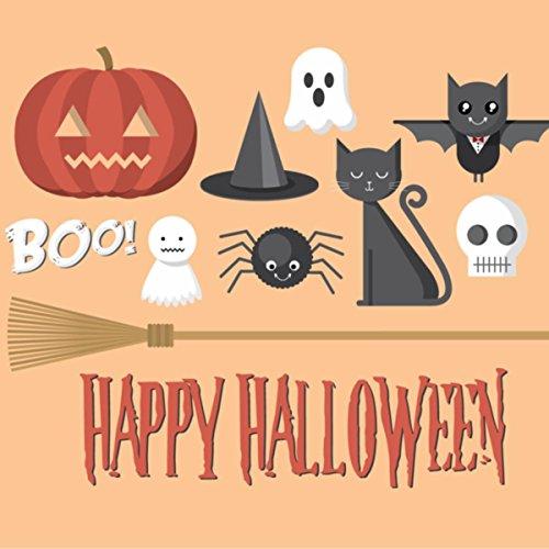 Spooky Sounds For Halloween (Happy Halloween Und Happy Birthday)