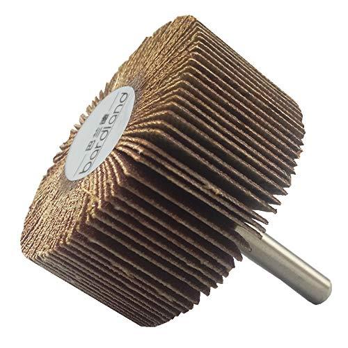 bardland 50 x 25 x 6 10 x Schleifen Schleifpapier Lamellenschleifer Disc Körnung 60 Für Rotary Werkzeuge