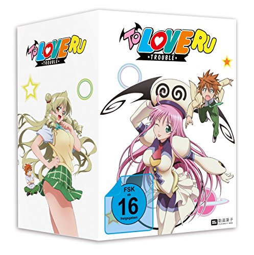 Produktbild To Love Ru - Trouble - Die Komplette 1. Staffel [Limited Edition] [6 DVDs]
