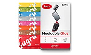 Sugru Mouldable Glue - Original Formula - New Colours 8-Pack