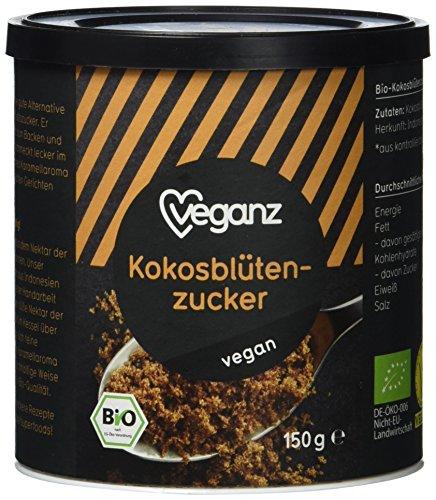 Image of Veganz Kokosblütenzucker, 150 g