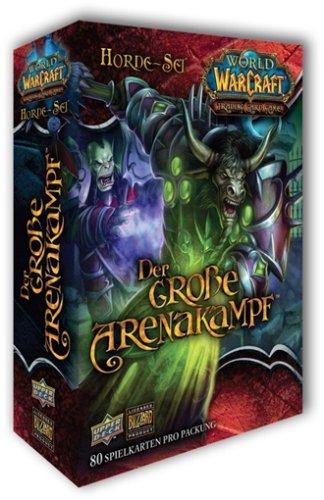 221291 - Upper Deck - World of Warcraft TCG Der große Arenakampf Arena Deck