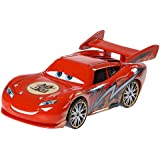 Disney Cars Dragon Lightning McQueen 1:55 Diecast Car by Mattel
