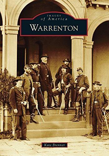 Warrenton (Images of America) (English Edition) por Kate Brenner