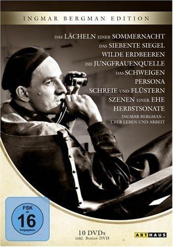 Ingmar Bergman Edition [10 DVDs]