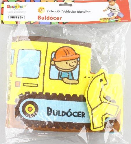 Buldócer (Vehiculos blanditos) por Equipo Susaeta