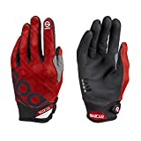SPARCO S002093RS2M Gants Meca 3 TG. M Red, Rouge, M