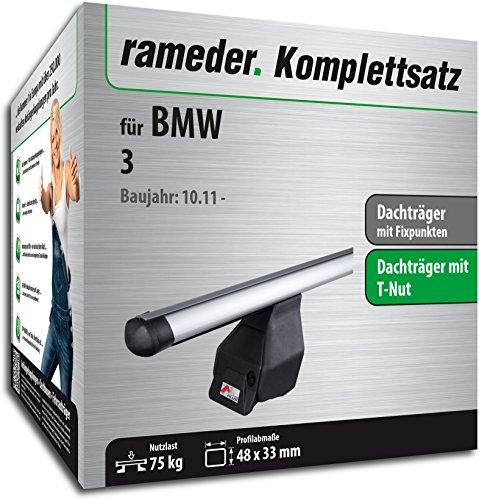 Rameder Komplettsatz, Dachträger Tema für BMW 3 (118785-09831-35)