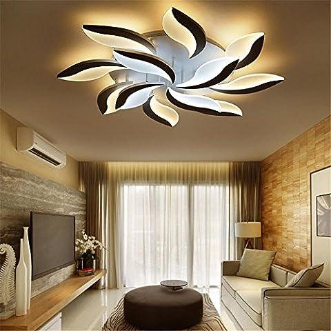 chandelier Modern hotel led ceiling light bedroom living room Home decoration lights , 12 head