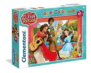 Clementoni - Maxi Puzzle de 60 Piezas Elena de Avalor (26417)