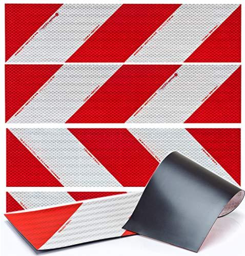 Magnetische 3M Kfz-Warnmarkierung 3410 Anwendungspaket