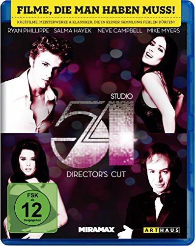 Studio 54 [Blu-ray] [Director's Cut]