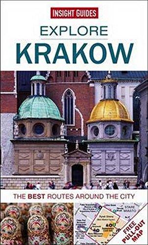 Insight Guides: Explore Krakow: The best routes around the city (Insight Explore Guides) por Insight Guides