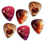 Editors (DW) 6 X Live Performance Gitarre Plektrums Picks