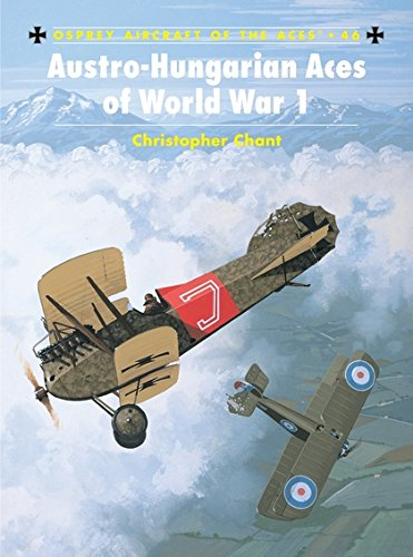 Austro-Hungarian Aces of World War 1 (Aircraft of the Aces, Band 46)