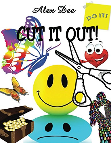 Cut It Out! (Non-stick Stickers for Scrapbooking, Band 1) -