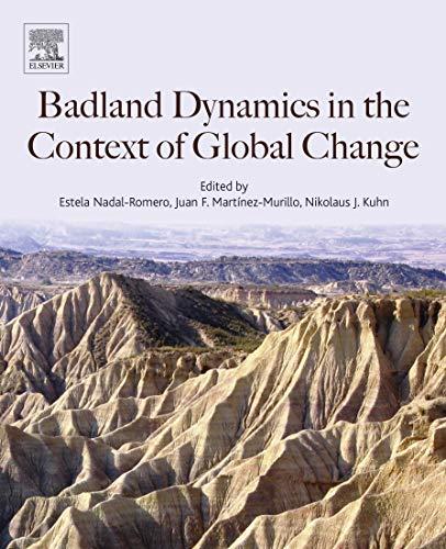 Badlands Dynamics In A Context Of Global Change por Estela Nadal-romero Gratis