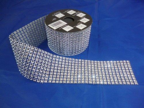 2 Metri x 4,5 centimetri Diamante nastro decorativo - Arti + Mestieri - Oggettistica per la casa