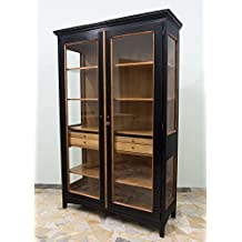biblioth que vitr e. Black Bedroom Furniture Sets. Home Design Ideas