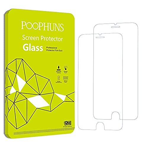Protection Iphone 6 Verre Trempe - 2 Pack Verre Trempé iPhone 6 /