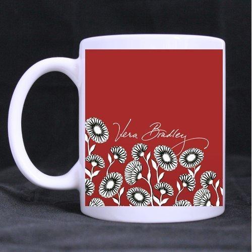 vera-bradley-flower-print-pattern-deco-daisy-11-oz-white-mug-100-ceramic-coffee-tea-white-cup