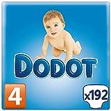 DodotCouches pour bébé Talla 4 (9-15 kg)
