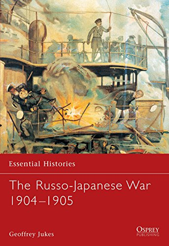 The Russo-Japanese War 1904-1905 (Essential Histories, Band 31)