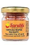 Peperoncino Carolina Reaper in polvere, 15g del più Piccante al Mondo!