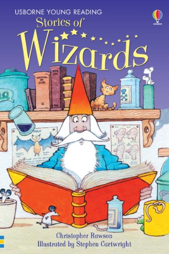 Wizards (3.1 Young Reading Series One (Red))