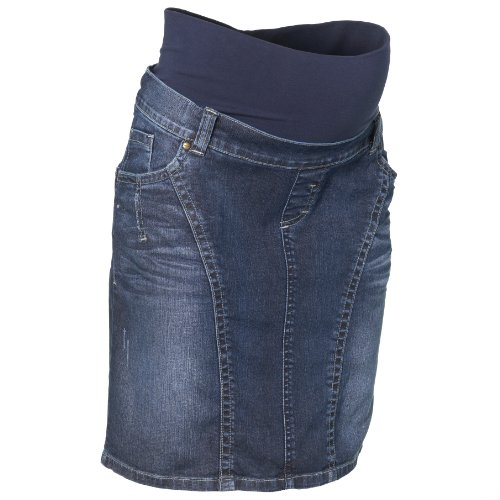 Noppies - Gilet - Femme Bleu - Blau (Denim Dark Wash 51)