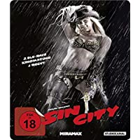 Sin City - Steelbook/Kinofassung + Recut